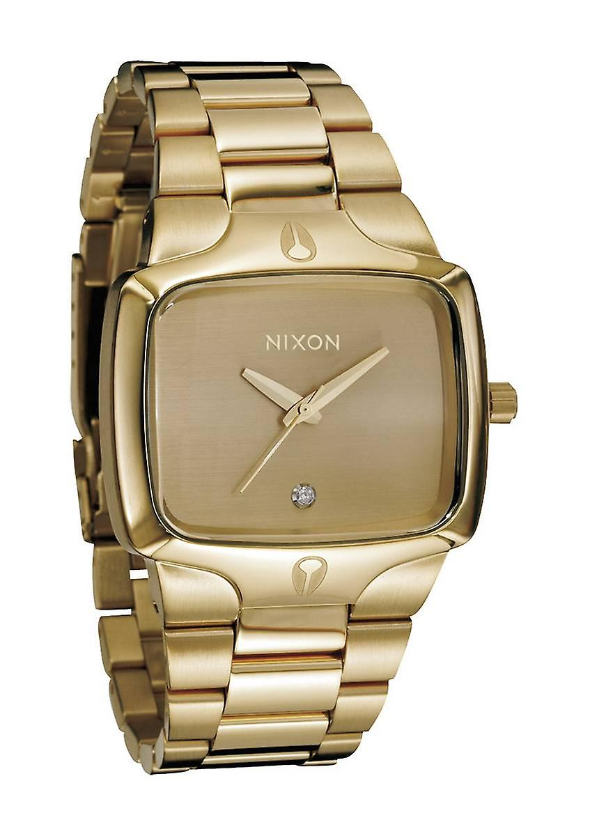 Nixon Player Watch - guld/guld