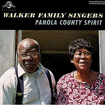Walker familie sangere - Panola County ånd [CD] USA import