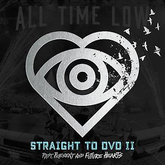 All Time Low - directo a DVD II: importación de Estados Unidos pasado presente & futuro corazones [CD]