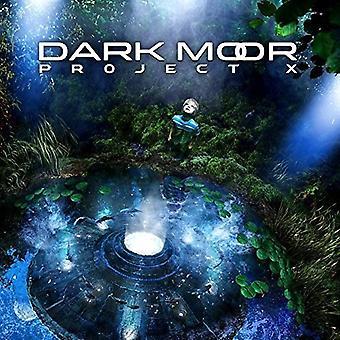 Mørke Moor - projekt X [CD] USA import