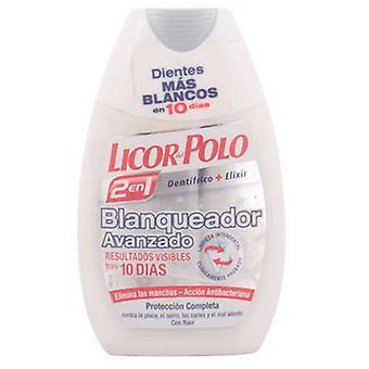 Licor Del Polo 2in1 Bottle-Bleach (Hygiene and health , Dental hygiene , Toothpaste)