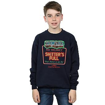 National Lampoon's Christmas Vacation Boys No Vacancy Sweatshirt