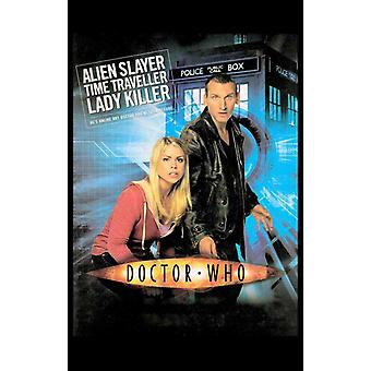 Doctor Who (TV) Movie Poster (11 x 17)