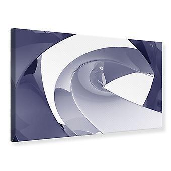 Canvas Print Abstract Vibration