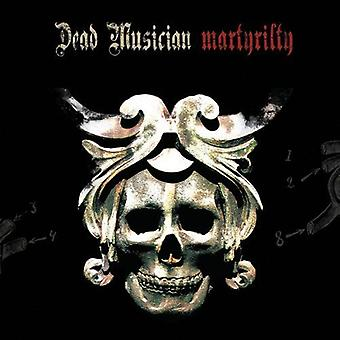 Død musiker - Martyrilty EP [CD] USA import