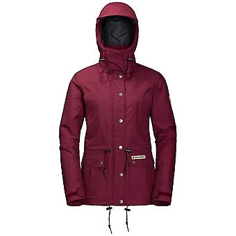 Jack Wolfskin Womens Merlin XT Jacket Water Resistance and Breathable