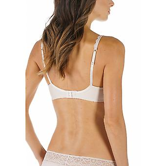 Mey 74800-703 Women's Allegra Tan Solid Colour Underwired Full Cup Bra