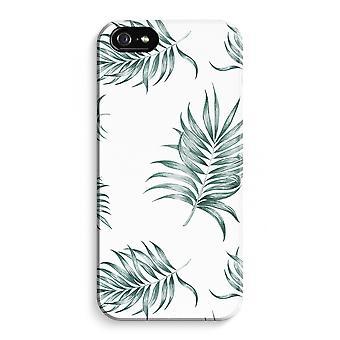 iPhone 5 / 5S / SE volledige Print geval (Glossy) - eenvoudige bladeren