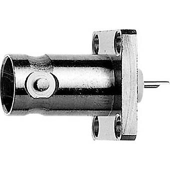 BNC connector Sleeve socket 75 Ω Telegärtner J01003A1228