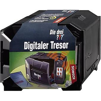 Vitenskap kit Kosmos Die drei?? Digitaler Tresor 631543 8 år og over