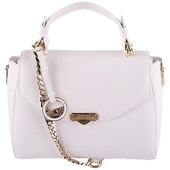 Versace collection women's LBF0302LVALL01OC White leather handbags