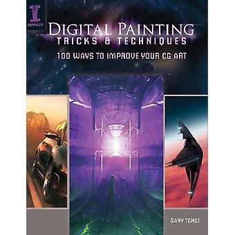 Digitaal schilderen trucs en technieken door Gary Tonge