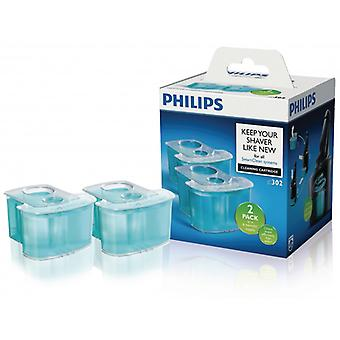 Philips Cleaning Cartridge 2-Pack