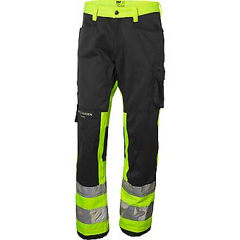 Helly Hansen Mens Alna Durable Comfortable Hi-Vis Workwear Trousers
