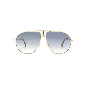 Carrera Carrera Bound Sunglasses In Gold Havana
