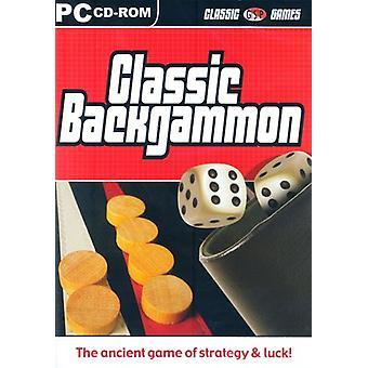 Classic Backgammon (PC CD)