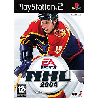 NHL 2004 (PS2) - Usine scellée