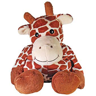 Warmies Thermal Teddy Giraffe Microwaves
