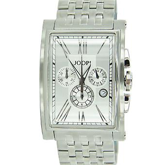Joop mens watch Chrono JP100331F07 curve gents analogue quartz stainless steel