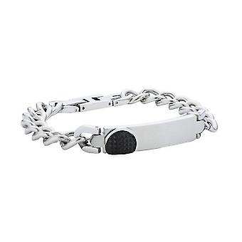 s.Oliver jewel mens bracelet stainless steel SO1018/1 - 463621