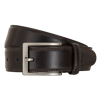 Timberland belts men's belts leather belt Brown 6762