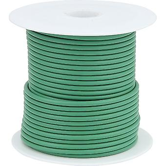 Allstar Performance (ALL76553) 14 AWG Primary Wire, Green, 100'