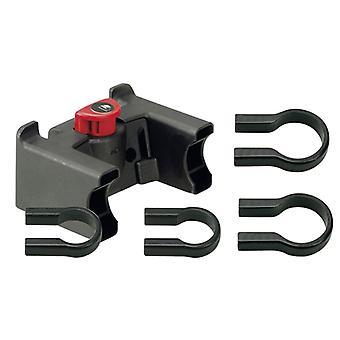 Adaptador de guidão KLICKfix com punho bloqueável