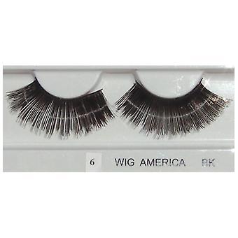 Wig America Premium False Eyelashes wig500, 5 Pairs