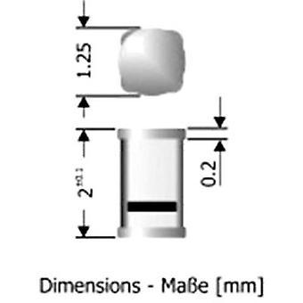 Diotec snelle diode MCL4148 SOD 80C 75 V 150 mA tape cut