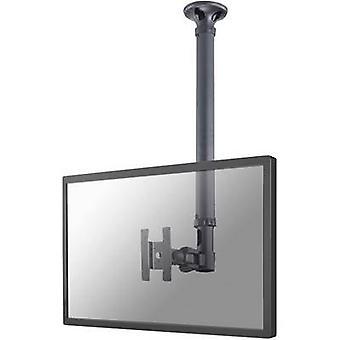 NewStar FPMA-C100 1x Monitor ceiling mount 25,4 cm (10) - 76,2 cm (30) Swivelling/tiltable, Swivelling