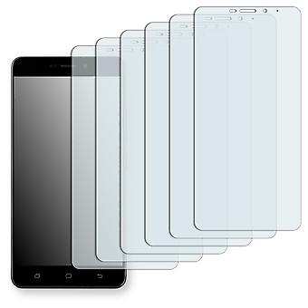 Medion life X 5520 screen protector - Golebo Semimatt protector (deliberately smaller than the display, as this is arched)