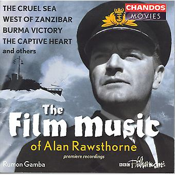 A. Rawsthorne - Rawsthorne: Film Music [CD] USA import