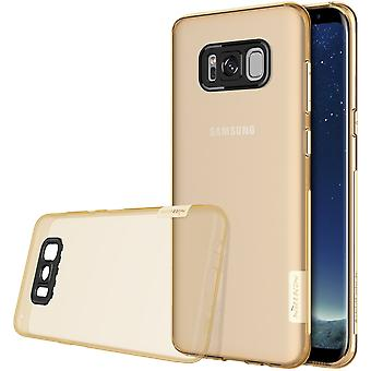 NILLKIN Samsung Galaxy S8 Plus Nature Series 0.6 mm TPU-Gold