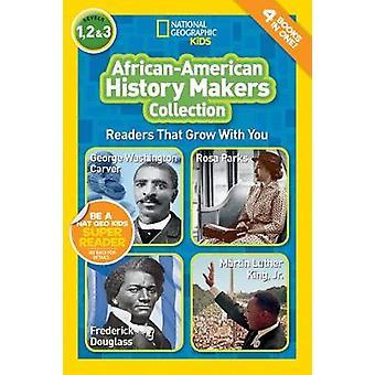 National Geographic barn läsarna - afroamerikansk historia beslutsfattare (Re