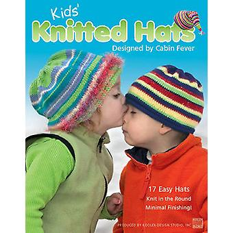 Kids' Knitted Hats by Kooler Design Studio - 9781574866544 Book