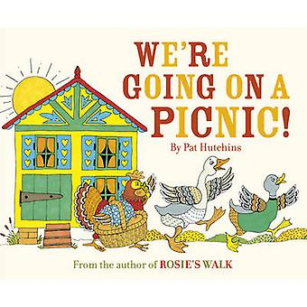 Nos vamos de Picnic por Pat Hutchins - libro 9781782950226
