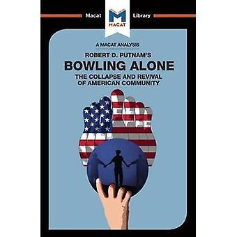 Bowling Alone by Elizabeth Morrow - 9781912127726 Book