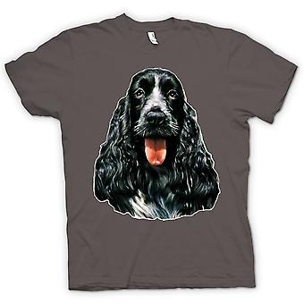 Womens T-shirt-Cocker Spaniel - Haustier - Hund