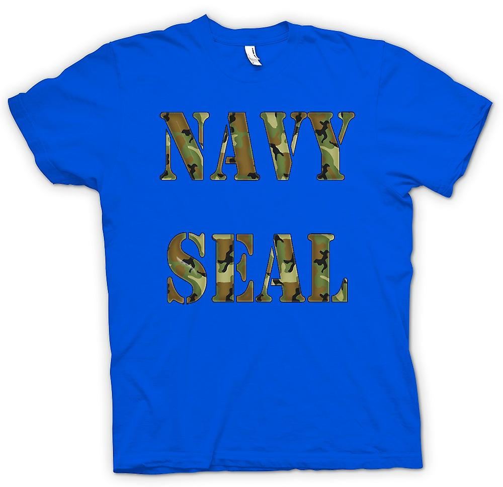 Mens t-shirt-US Navy Seals Elite