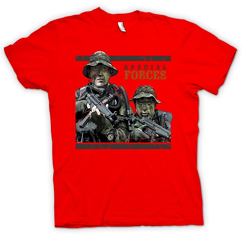 Mens T-shirt - Special-Forces - SAS SBS inspiriert