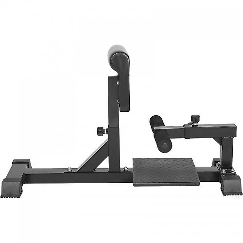 Sissy squat machine - appareil abdominal et dos