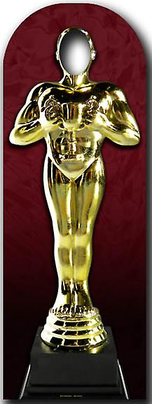 Award Statue Stand-in - Lifesize Cardboard Cutout / Standee