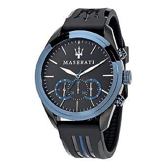 Maserati Herrenuhr Traguardo chronograaf R8871612006