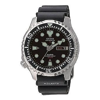 Burger mens watch ProMaster duiker horloge NY0040-09EE automaat