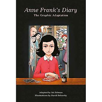 Pamiętnik Anny Frank: Graphic adaptacji