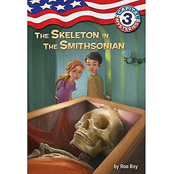 Lo scheletro nel Smithsonian (capitale misteri)