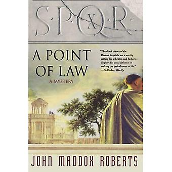 A Point of Law (SPQR)