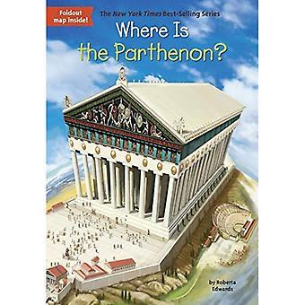 Où se trouve le Parthénon?