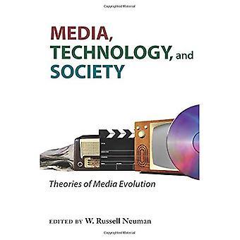 Media, teknik och samhälle: teorier om Media Evolution