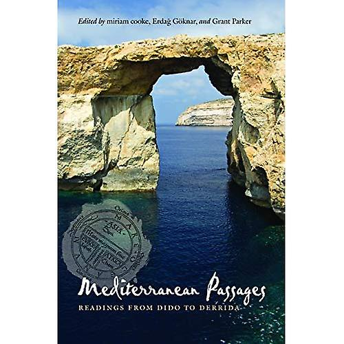 Mediterranean Passages  Readings from Dido to Derrida